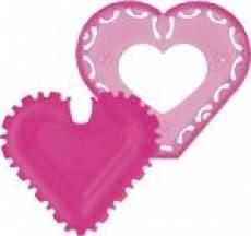 Quick Herzschablone klein
