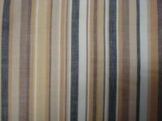 Streifen natur-grau-braun