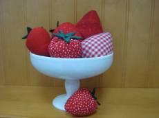 Anleitung Erdbeer Ernte