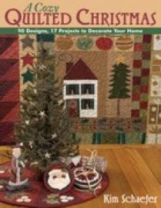 A cozy quilted Christmas