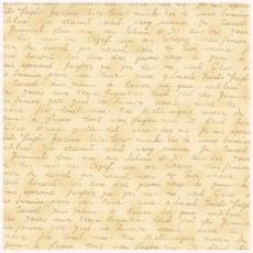 Quilters Basic  Schrift beige
