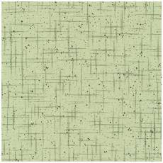 Quilters Basic Dusty dotted checker green