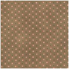 Quilters Basic Dusty Dots braun rosa