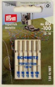 Prym Topstitch Nadeln 80-100