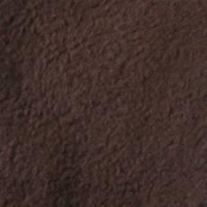 Polarfleece dunkelbraun
