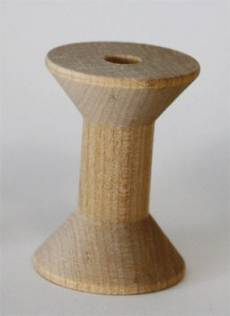 Holzspule Large
