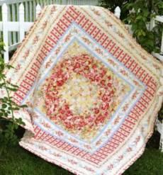 Shabby Fabrics Sweet Mary