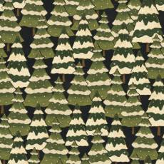 Winter Presents trees