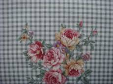 Yuwa sixty eight checker rose green