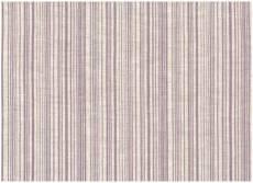 Leinen Madame Bijoux purple stripe