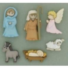 Knöpfe - Nativity