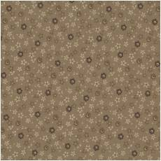 Quilters Basic Dusty fleur taupe