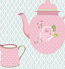 Ring a roses - Summer Loft tea