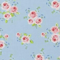 Ring a roses - Summer Loft rose blue