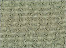 Quilters Basic dots green