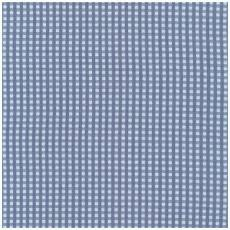Quilters Basic Dusty checker bluejeans