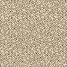 Quilters Basic dots multi taupe
