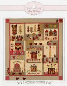 Anleitung Bunny Hill -  A Woodland Christmas