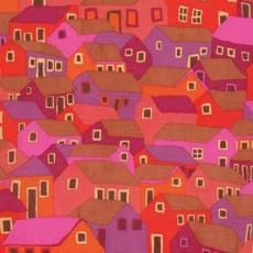 Rowan Fabrics Shanty town red
