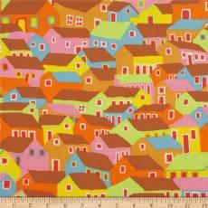 Rowan Fabrics Shanty town bright