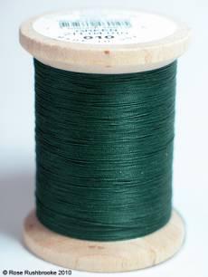 YLI Handquiltgarn green