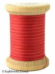 YLI Handquiltgarn multi red