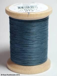 YLI Handquiltgarn blue