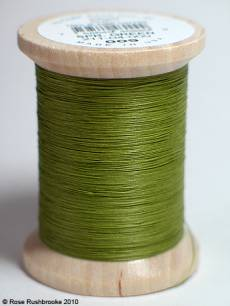 YLI Handquiltgarn spring green