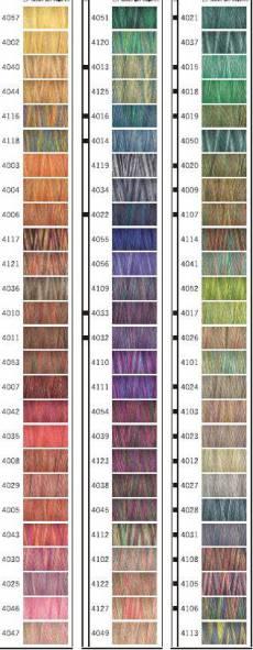 Gütermann Cotton 30 multicolor