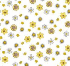 Josie und Theo fleur yellow