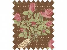 Lizzy`s Garden brown fleur
