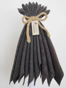 Wool Applique Stash pack 10 Old crow