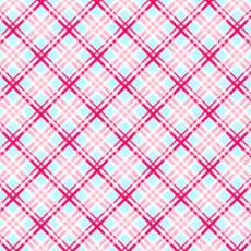 Pam Kitty Garden diagonal checker