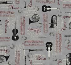 Allegro Music grey