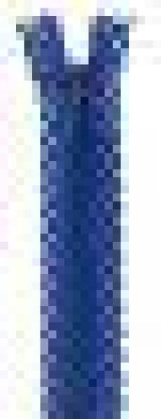 Spitzenreißverschluss 40 cm lila