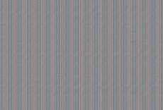Bergen Streifen grau rot