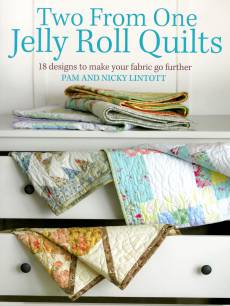 Two From One Jelly Rolls Quilts