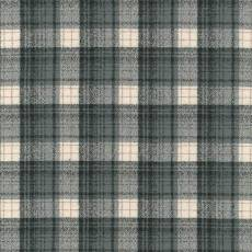 Shetland Flannel white grey black