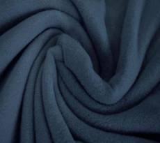 Polarfleece jeans blau