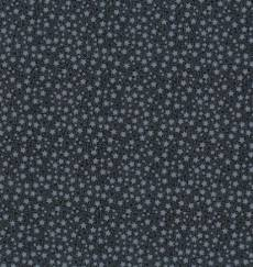 Quilters Basic Harmony stars grey black