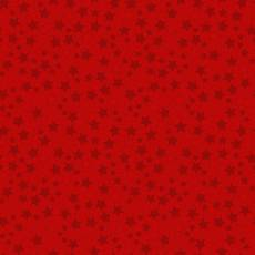 Quilters Basic Harmony stars red