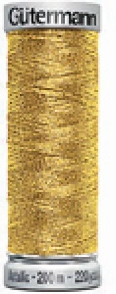 Gütermann Metalleffekt gold