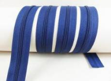 Endlos Reißverschluß 3 mm marineblau