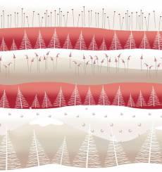 Silent Christmas border