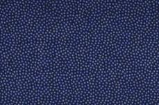 Basic 135 breit minidot marineblau