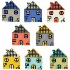 Knöpfe - Houses