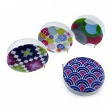 Rollfix Dekor Button & Co
