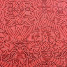 Aborigini - Untitled Red