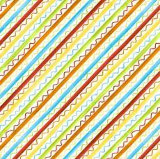 Knit Happy diagonal stripe