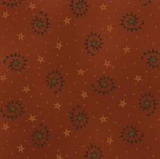 Autumn Song Stars & Swirls Pumpkin